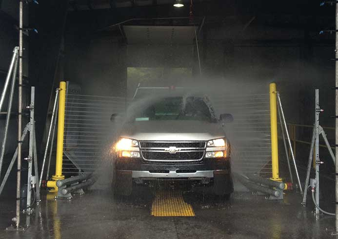 Vaskesystem til biler fra NoviClean