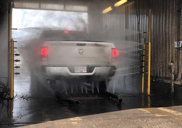 Vaskeanlæg til biler fra NoviClean