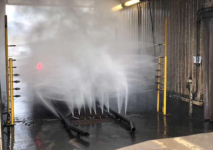 Vaskesystem fra NoviClean