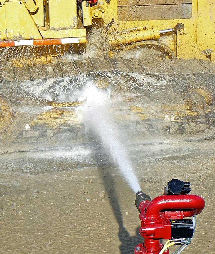 Vaskesystem til special køretøjer fra NoviClean