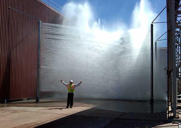 Vaskesystem og vaskeanlæg fra NoviClean