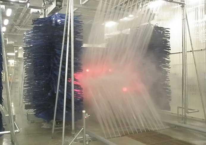 Hybrid vaskeanlæg fra NoviClean