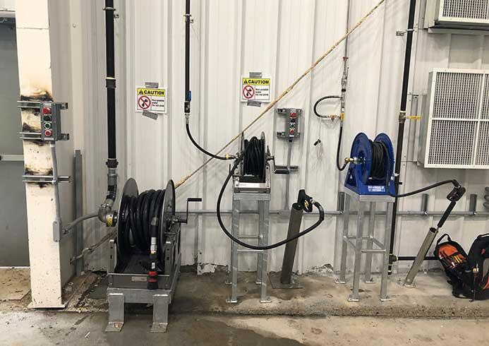 Genanvending af vand fra vandsystemer fra NoviClean