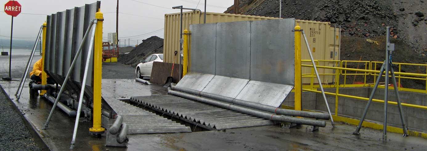 Nem og banebrydende hjulvask med hjulvaskeanlæg fra NoviClean