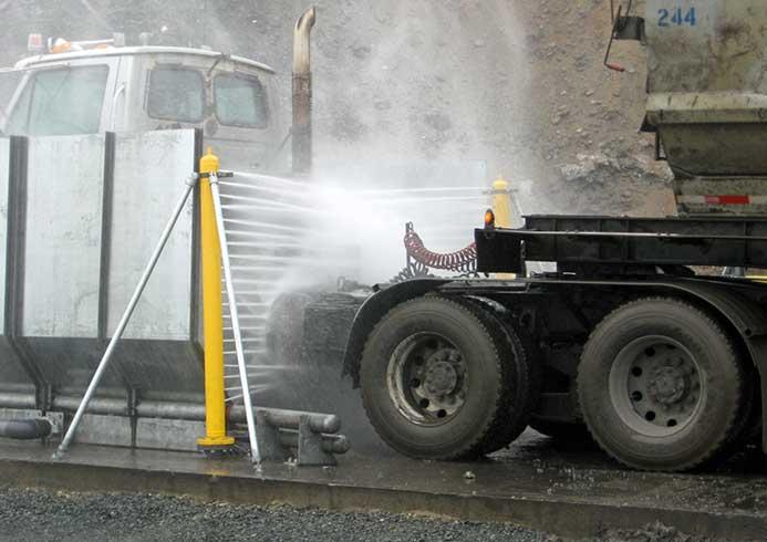 Den bedste undervognsvask får du med en hjulvasker fra NoviClean