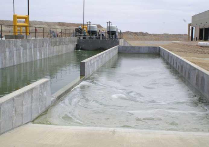 Genanvendligt vand fra vandanlæg fra NoviClean