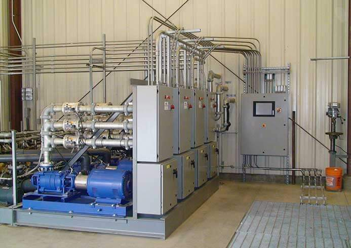 Genanvendings vandsystem fra NoviClean
