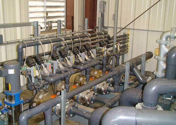 Genanvendligt vandsystem fra NoviClean
