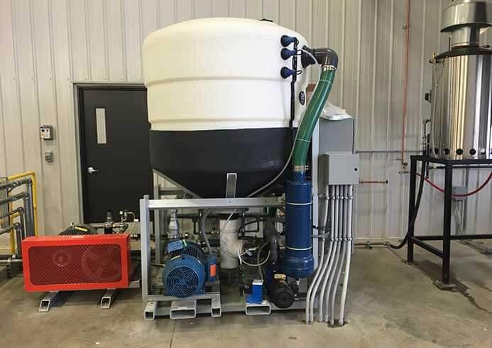 Genanvendeligt vandsystem fra NoviClean