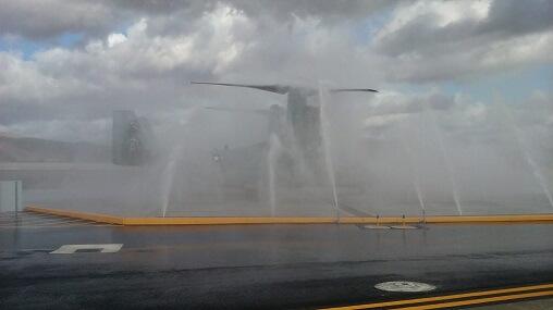 Skræddersyet vaskesystem til fly fra NoviClean